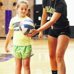 SCC volleyball camp coming