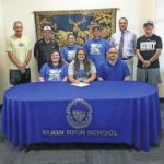 Tilley signs with Surry Community College