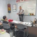 Retired trooper, Dan Kiger, teaches driver's education to save teen's lives