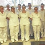SCC nurse aide students celebrate completion of classes