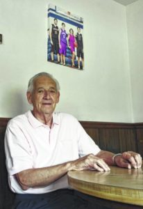 Mount Airy native Glenn Goad, owner of Glenn's Restaurant in Jonesville and founder of John Boy's, retiring after 60 years
