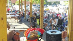 Local musicians make Elkin events sing