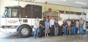 CC Camp Volunteer Fire Department saves taxpayers thousands with purchase of 'new' preowned engine