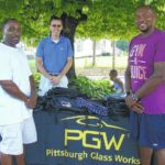 I Support My Community school supplies distributed