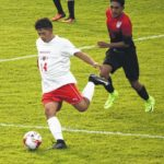 Opening week soccer results