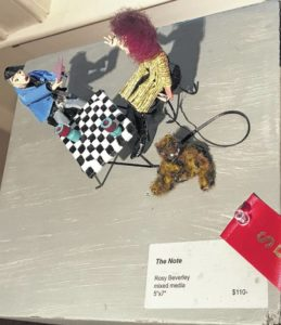 Clifford Morrison Competition brings out the art in Elkin