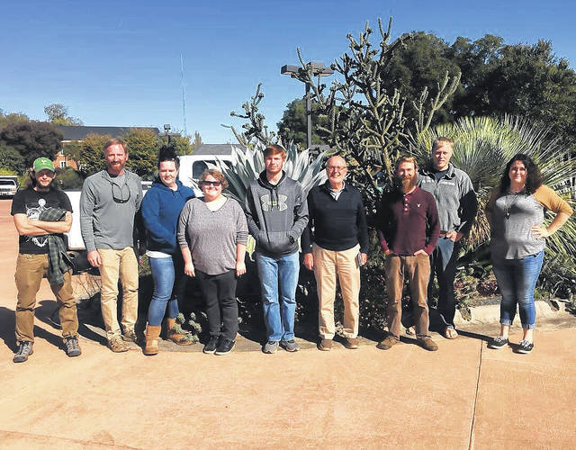 Surry Community College Horticulture Students Recently Toured North  Carolina Au0026Tu0027s University Farm And Paul J. Ciener Botanical Garden.
