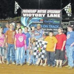 Plenty of emotions and surprises at Friendship Motor Speedway