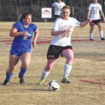 Lady Elks take 5-3 win over Cards