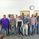 Surry graduates 12th class of truck drivers