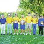 SCC Knights win Region X golf title