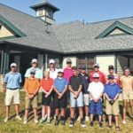 Cedarbrook Junior Club Championship 2017 Results