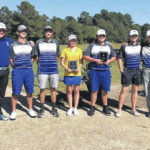 Surry's Wooten, Huffman win medalist honors