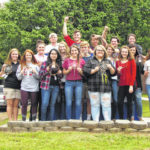 Surry CC students make dream catchers, learn writing skills