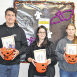 Writing contest brings out chilling suspense