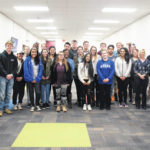 Surry CC business students donate to Shepherd's House