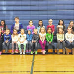 Elkin names students of month