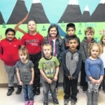 Mountain Park honors students