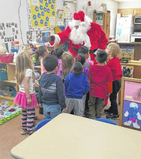 Toys For Tots Sign Up Application Form : Yveddi head start children receive christmas gifts the