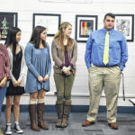 Students honored for accomplishments