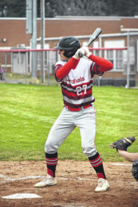Cardinals score early, often to take MVAC win