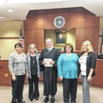 Two classes of Guardians ad Litem sworn in